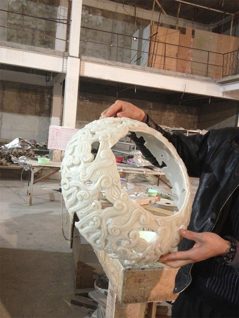 山东景观雕塑作品展示
