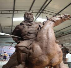 山东户外景观雕塑