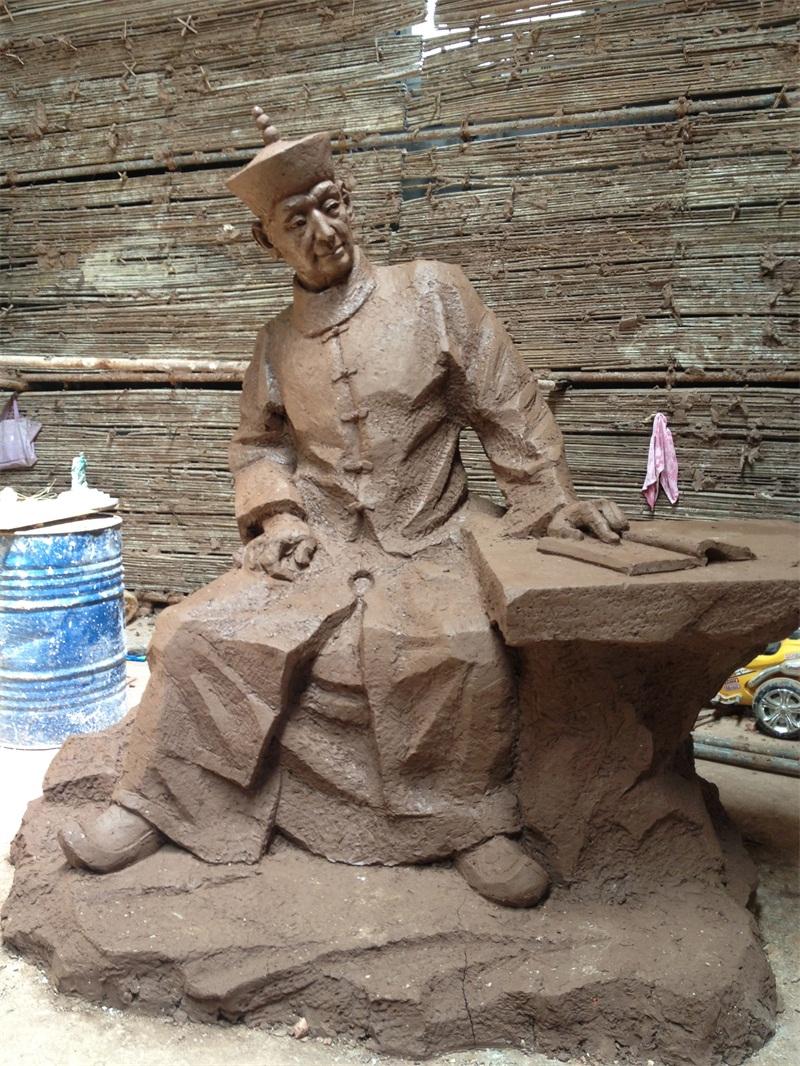 山东景观雕塑作品