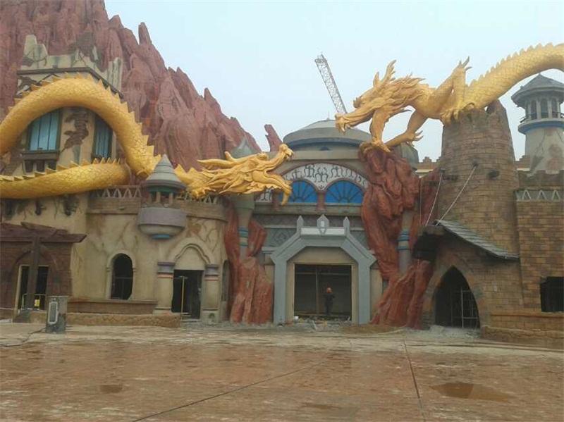 济南景观雕塑作品