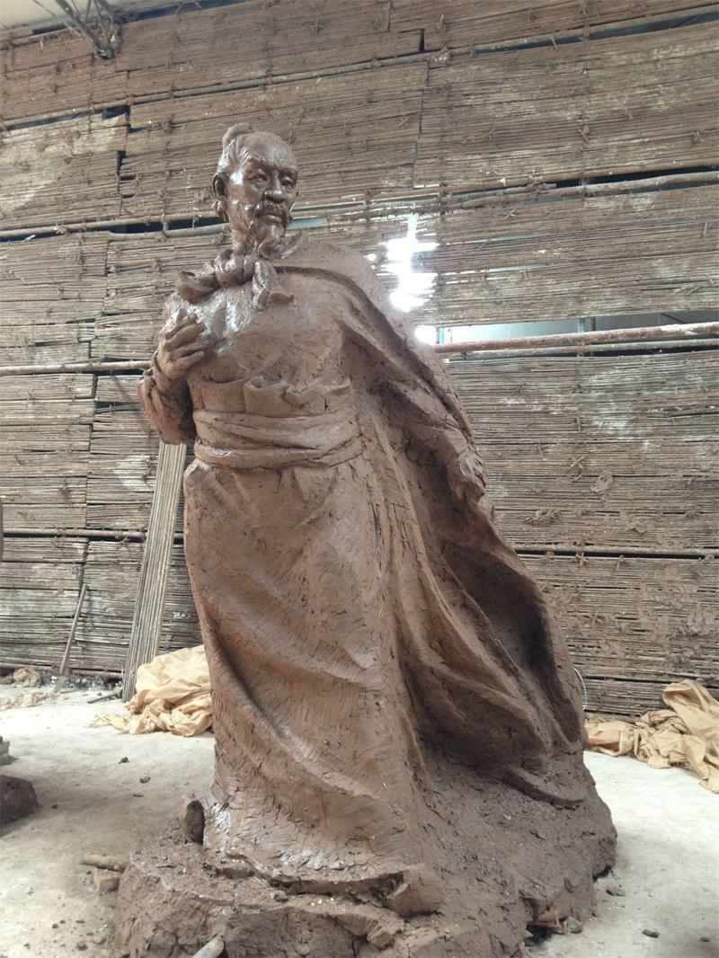 山东玻璃钢雕塑的特别之处!
