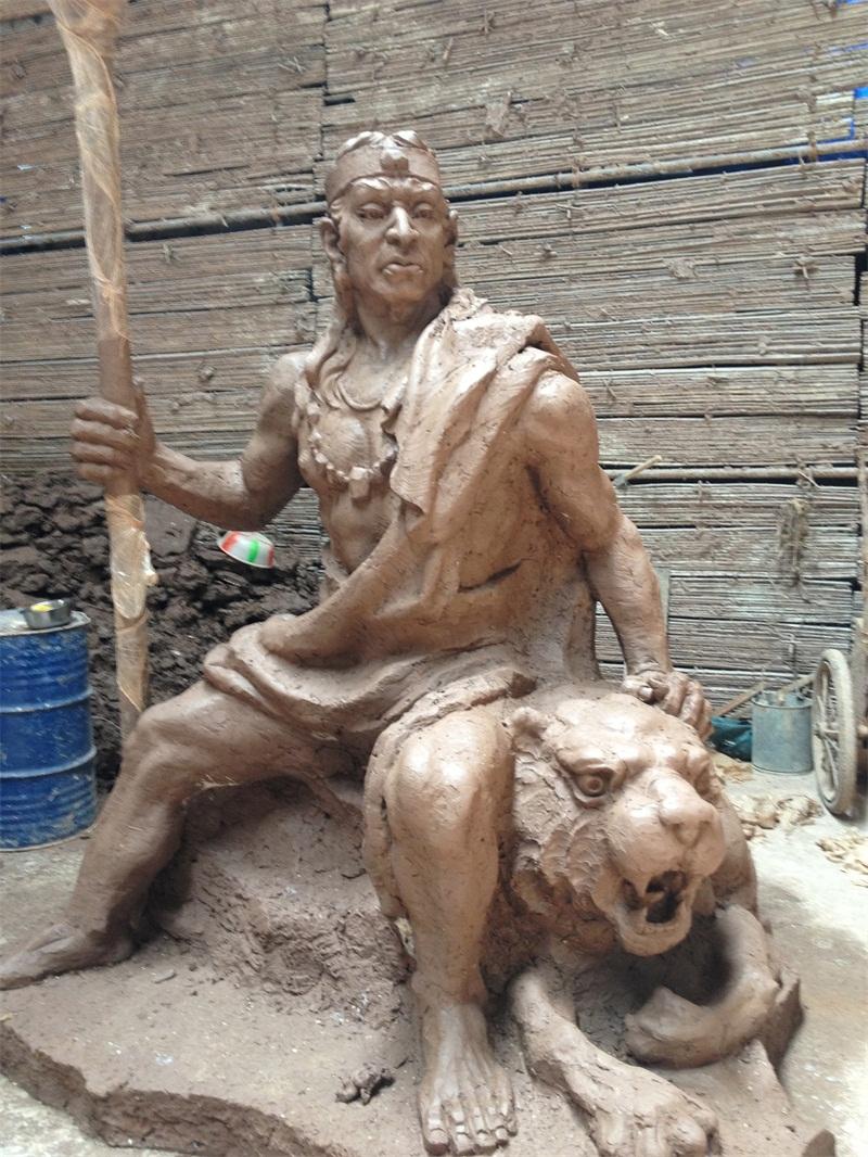不锈钢雕塑可以长久保持如新吗