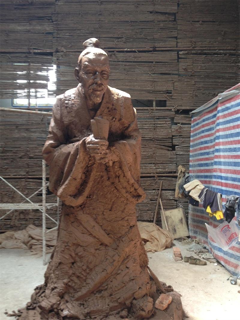 雕塑制作中会涉及到哪些问题?